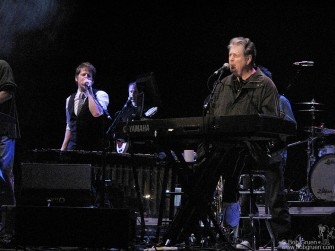 Sept 5 - Brian Wilson was one of the major acts playing at the Electric Picnic Music and Art Festival in Ireland.
