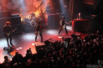 May 19 - Green Day at Webster Hall.