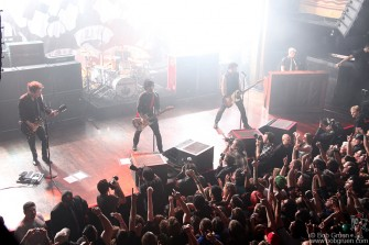 Green Day, NYC - 2009