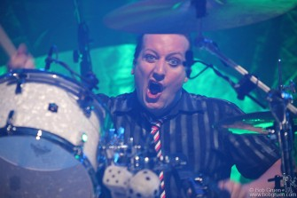 Tre Cool, NYC - 2009