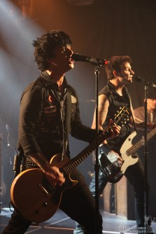 Billie Joe Armstrong & Mike Dirnt, NYC - 2009