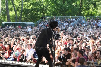 Billie Joe Armstrong, NYC - 2009