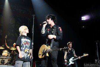 "Billie Joe tries to ""save"" a fan named Trevor."