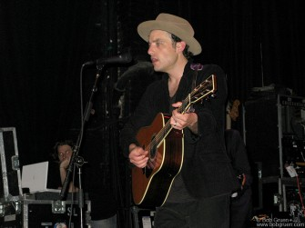 June 10 - Jakob Dylan at the Blender Theater played songs from his great new album 'Seeing Things'.