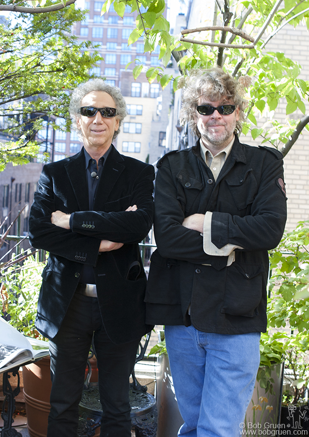 Oct 12 - NYC - I started working with Rick Fuller on a DVD story of my career ...... stay tuned for more details.