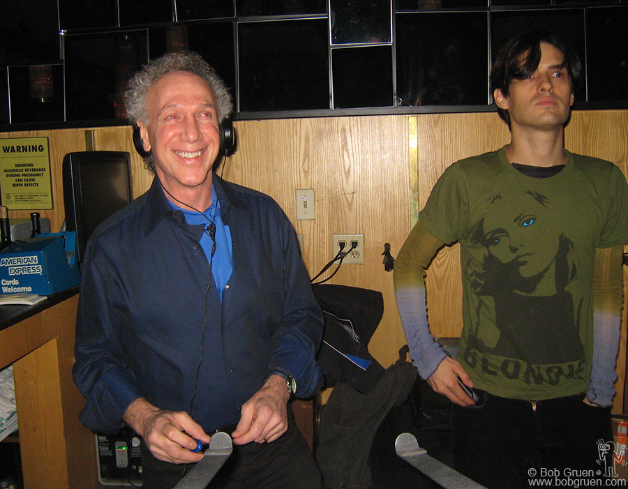 """Dec 12 - NYC - The Toilet Boys released their CD """"Sex Music"""" and I got to be the guest DJ at the party at Marquee club."""