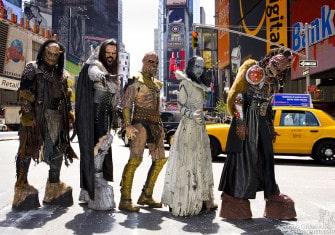 Lordi, NYC - 2007