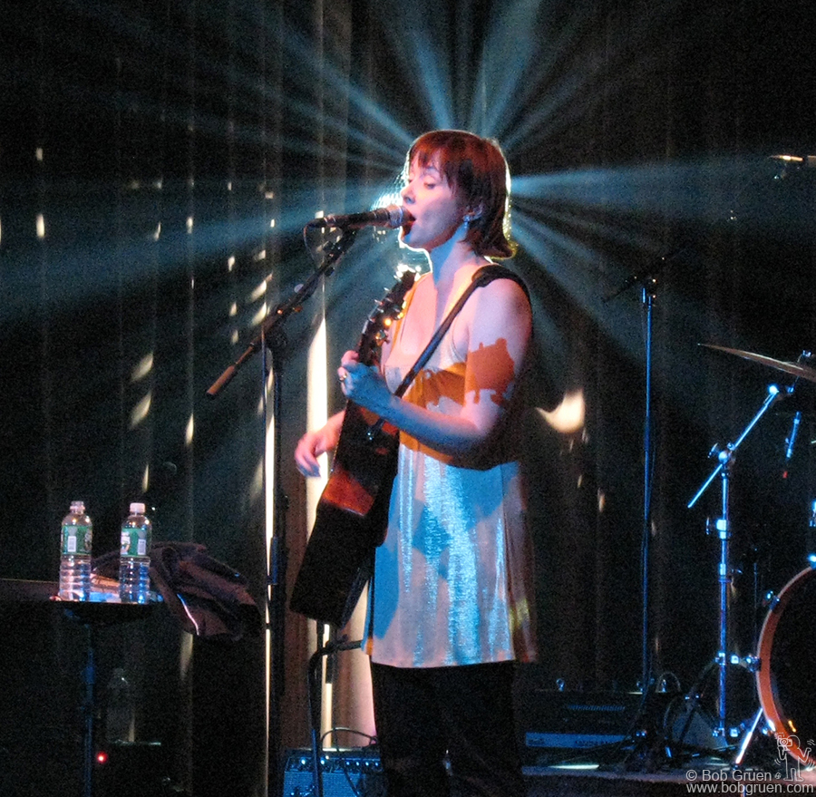 Suzanne's new material sounds better than ever and she did some new versions of old favorites.