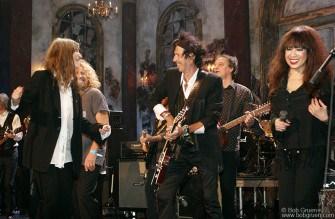Patti Smith, Sammy Hagar, Keith Richards and Ronnie Spector