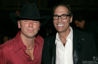 Kenny Chesney & Superagent Jonny Podell
