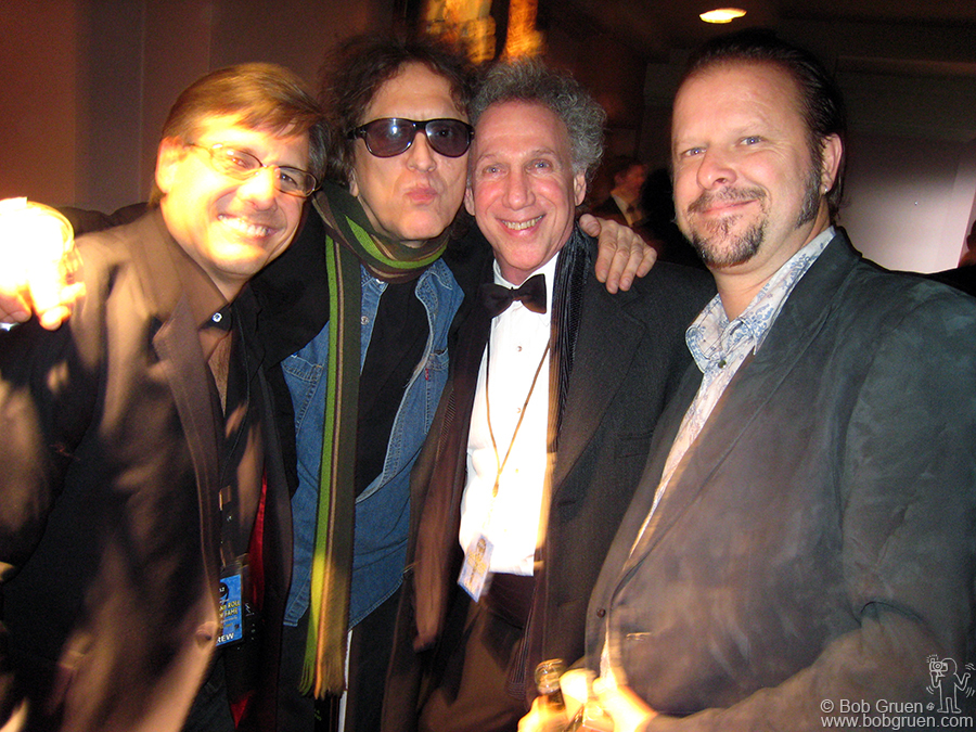 Photographers Kevin Mazur, Mick Rock, Bob Gruen & Danny Clinch