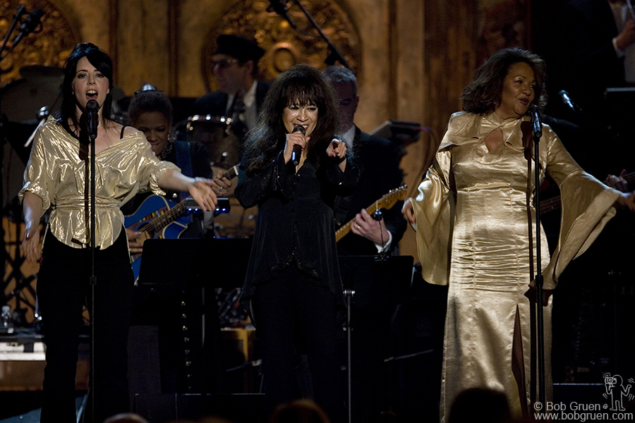 The Ronettes performance