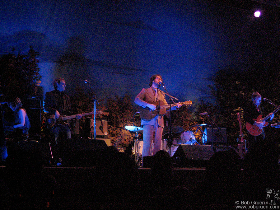 Dec 4 - NYC - Sean opened for Ryan Adams at Town Hall, NYC. This was the first of Ryan's three shows.