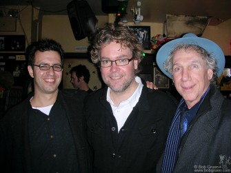 "At the ""All Dolled Up"" release party I thanked DVD's producers Ed Seaman and Rick Fuller for doing such a good job. Check out the disc to see for yourself."