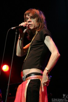 June 16 - David Johansen.