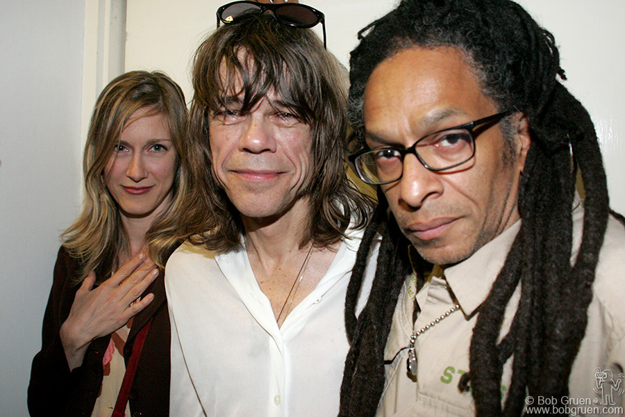 """Grace and Don Letts meet David and Don explained the new """"History of Punk"""" DVD project he's working on. The Grammy award winning director did interviews with the Dolls during their stay in London."""