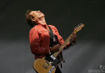 Keith Richards, NYC - 2005