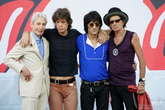Rolling Stones, NYC - 2005