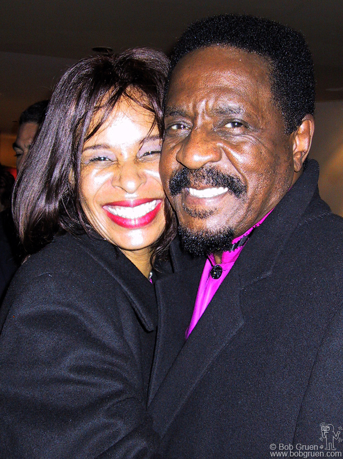 """Audrey Madison sings with Ike's show wihch includes the Ike & Tina hits, """"Nutbush City Limits"""", """"River Deep, Mountain High"""", and """"Proud Mary"""". She left the crowd yelling for more!"""