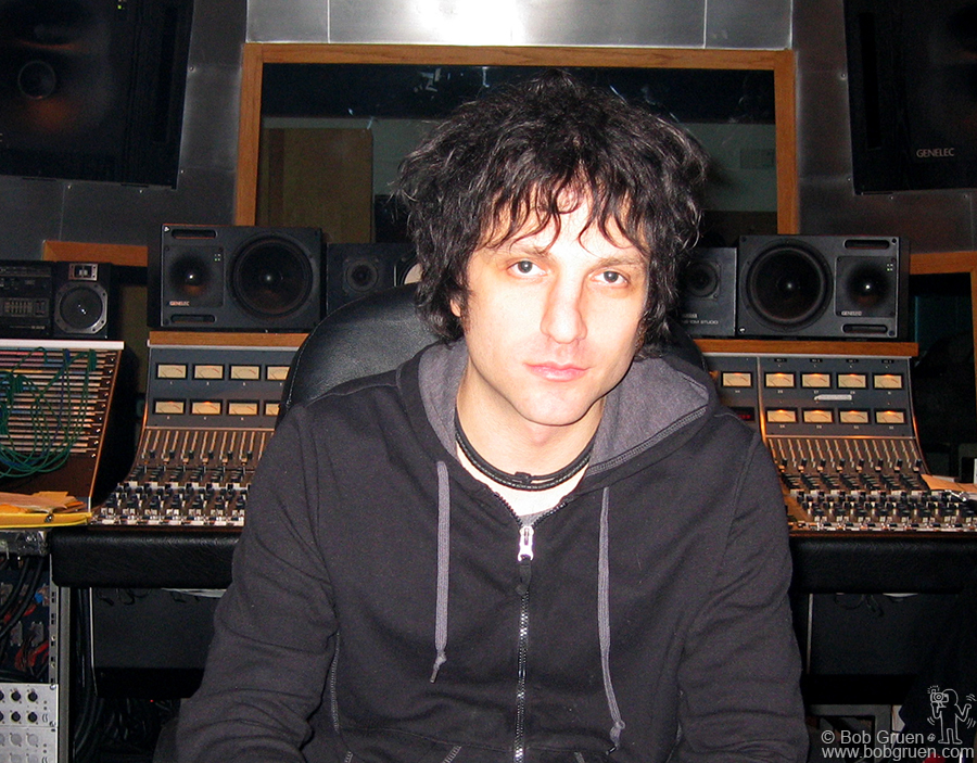 Feb 10 - NYC - February also saw Jesse Malin in the studio producing his second album, due in June.