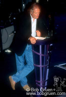 March 19 - NYC - Jamacian music honcho Chris Blackwell.