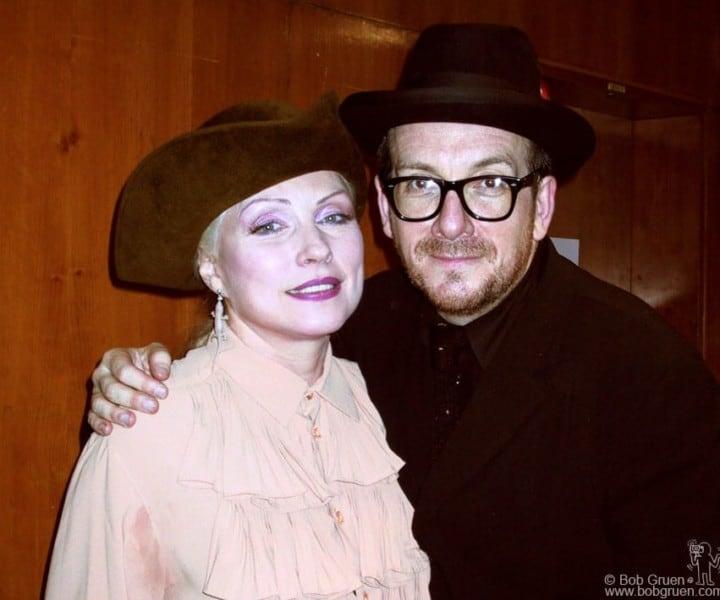 Nov 14 - London - Debbie Harry & Elvis Costello - And all that jazz!