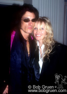 Joe Perry and his wife Billie Paulette Montgomery.