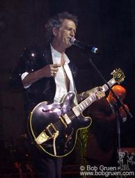 Keith Richards, NYC - 2001