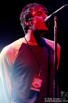 Liam sings Oasis songs in his inimitable style.