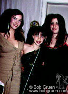 Sisters - Liv, Chelsea & Mia Tyler.