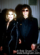 Nancy Sinatra with Phil Spector.