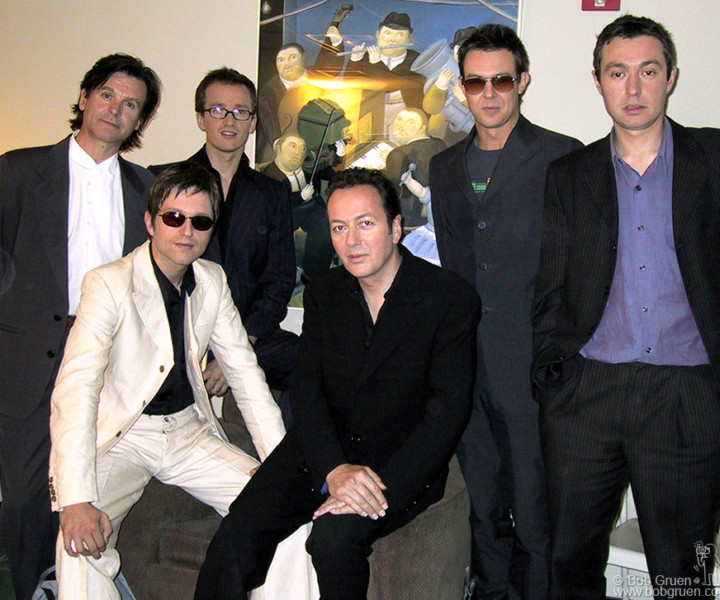 July 24 - NYC - Joe Strummer and The Mescaleros