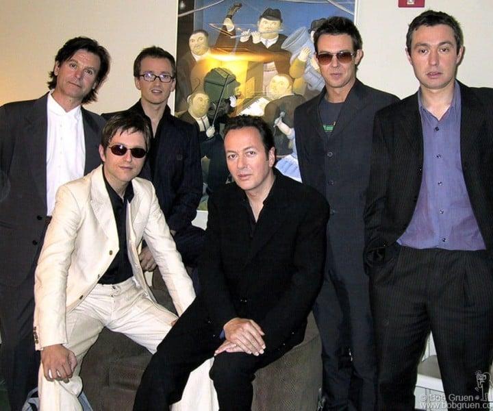 July 24 - NYC - Joe Strummer and The Mescaleros