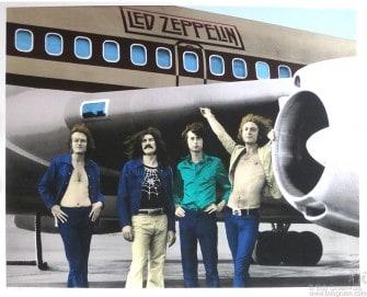 Led Zeppelin, NYC - 1973