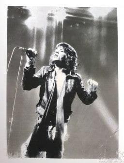 Mick Jagger, NYC - 1972