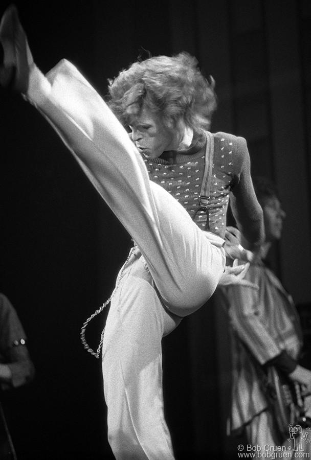 Bob Gruen – David Bowie