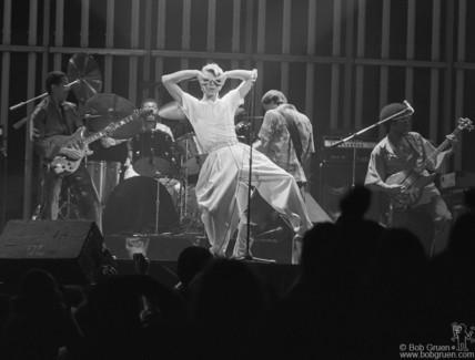 David Bowie, NYC - 1978
