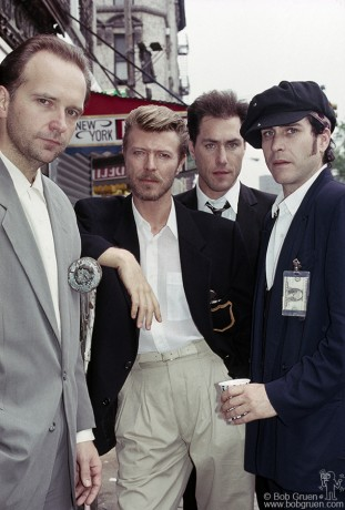 Tin Machine, NYC - 1989