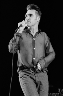 Morrissey, NYC - 1991