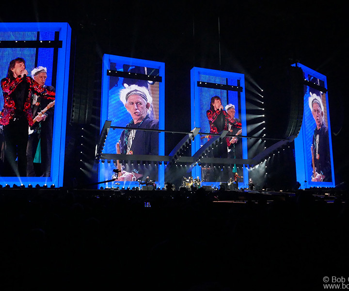 Oct 22 – Paris – My granddaughter Jasmine's birthday is 2 days before mine and she turned 12 this year, so instead of my usual party I took her to Paris and we went to see the Rolling Stones at the U Arena! They were as good as ever!